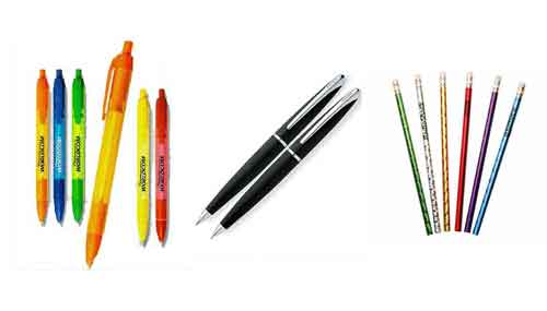 Union Made Pens and Pencils